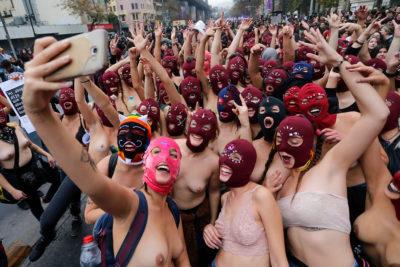 Un 2018 feminista: la ebullición de la ira
