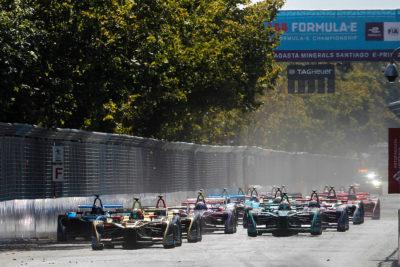 Vecinos de parque O'Higgins votan por instalar cámaras de seguridad con dineros de Fórmula E