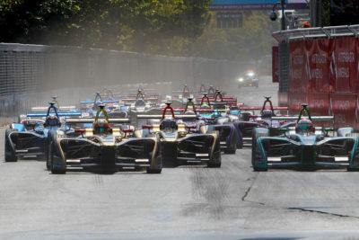 Vecinos del Parque O'Higgins decidirán cómo se invertirán dineros obtenidos por Fórmula E