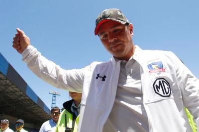 Héctor Tapia podría dirigir en el fútbol peruano tras su salida de Colo Colo