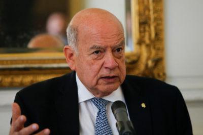 Insulza rechaza peticiones de renuncia de Hermes Soto y acusación constitucional contra Chadwick