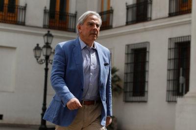 Iván Moreira apocalíptico le prometió el infierno a Palma Salamanca tras rechazo de su extradición