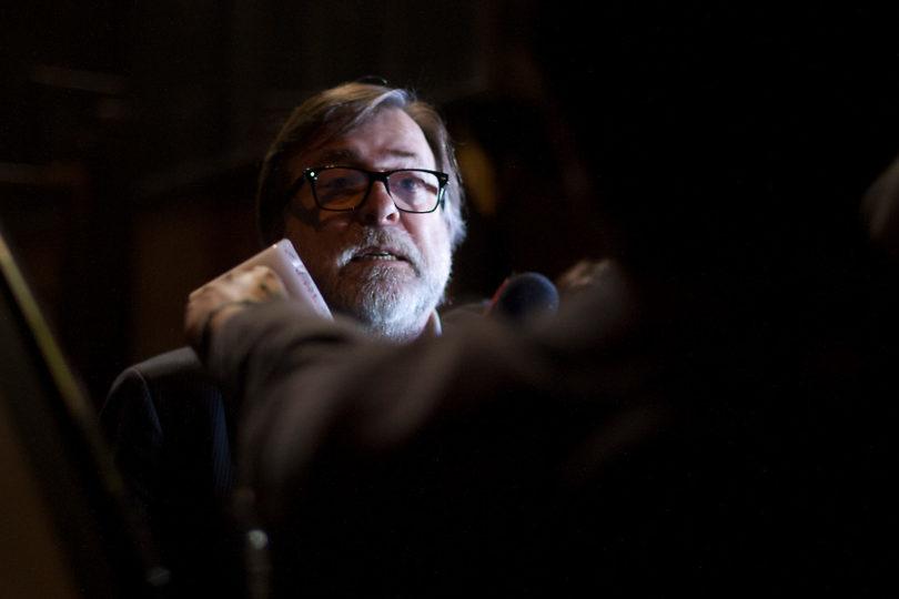 Jaime de Aguirre presentó su renuncia a la dirección ejecutiva de TVN