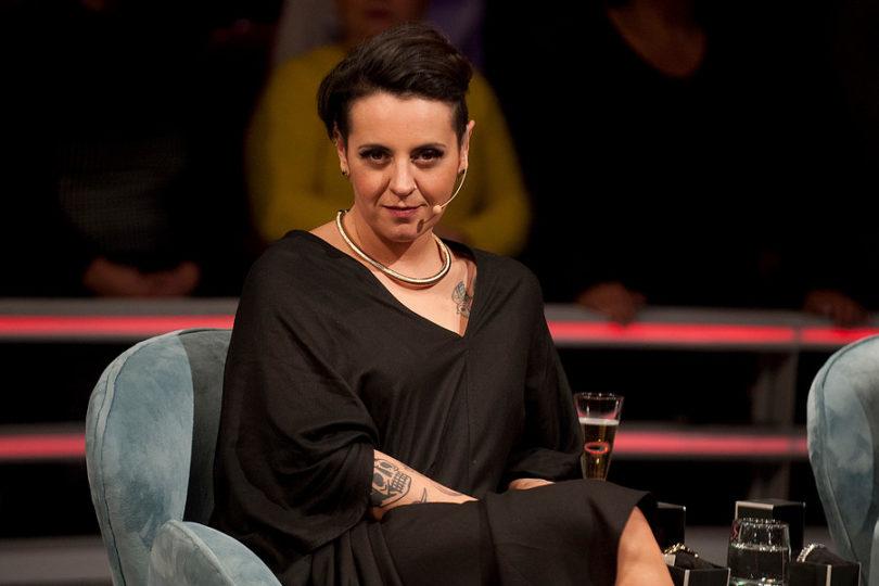 Jani Dueñas será la carta femenina del humor en el Festival de Viña