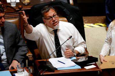 """Lagos Weber: """"Piñera usa política migratoria con fines internos, se parece a Evo"""""""