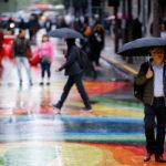 Pronostican lluvias para este lunes en la Región Metropolitana