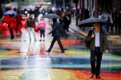 Enel activa plan preventivo por pronósticos de lluvias en la Región Metropolitana