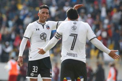 Aseguran que Lucas Barrios se quiso ir de Colo Colo por privilegios a Paredes