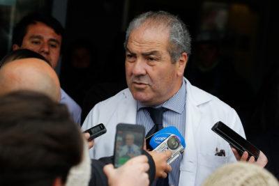 Abogado de Carmen Frei descarta querella contra subsecretario Luis Castillo