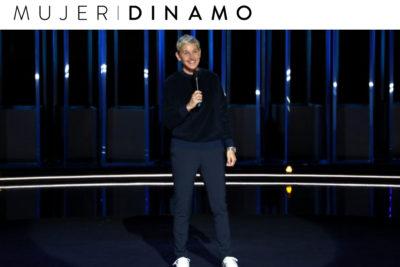 Ellen DeGeneres estrena stand up en Netflix y desata el misterio sobre su futuro