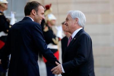 Macron: Chile es un estado de derecho con democracia ejemplar