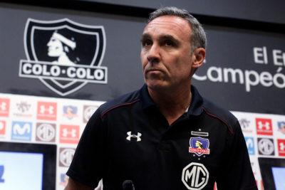 """Marcelo Espina por Mario Salas: """"Hemos traído al mejor entrenador del fútbol chileno de los últimos tres años"""""""