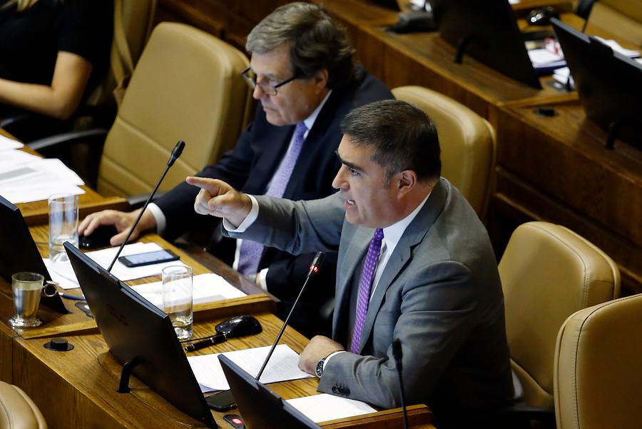 Desbordes se muestra contrario a proyecto UDI y RN de eliminar la Comisión de Ética