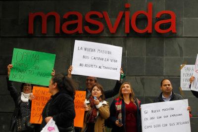 Super de Salud comenzó pago de licencias médicas adeudadas por ex isapre Masvida