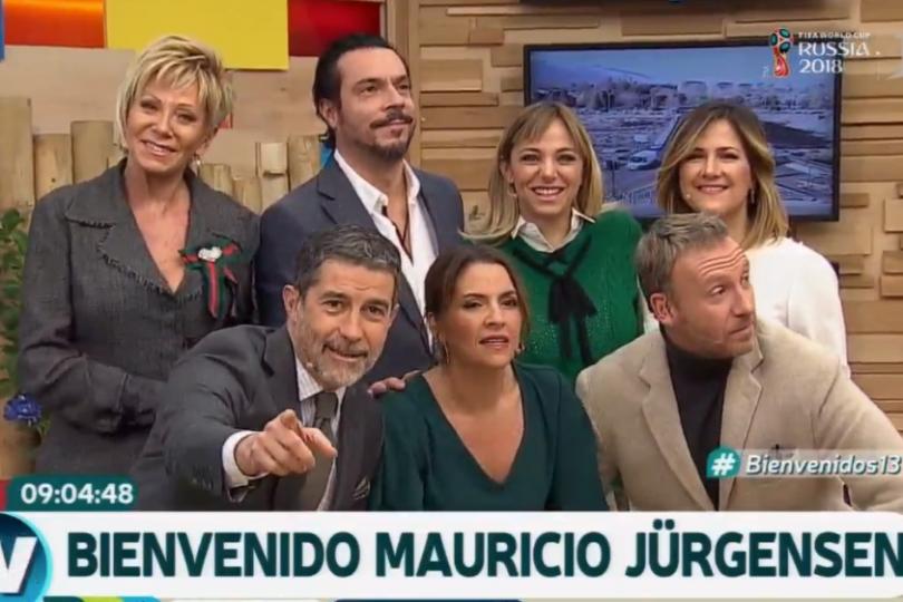 """Panelista de Bienvenidos se lanza contra Cecilia Pérez por su frase sobre """"diversidad"""" y el pinochetismo de Camila Flores"""