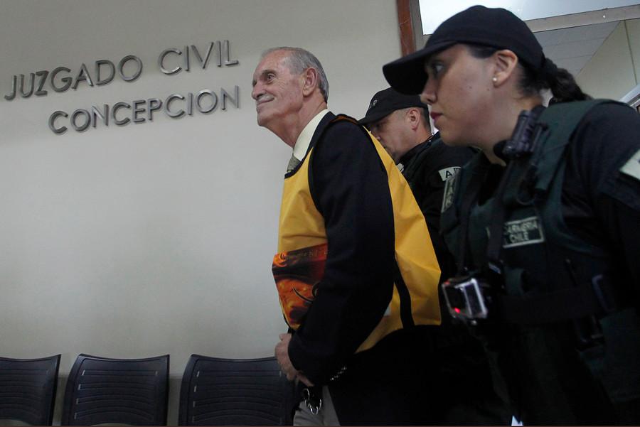 Suprema ratifica nueva sentencia contra Miguel Krassnoff en caso Operación Colombo