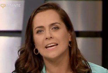 Natalia Valdebenito le dedica un par de palabras a Camila Flores y el pinochetismo