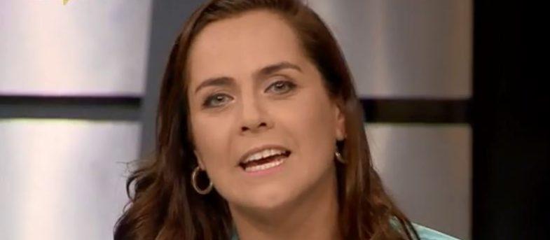 VIDEO | Natalia Valdebenito se tomó un minuto en El Informante para dedicarle un par de palabras a Camila Flores y el pinochetismo