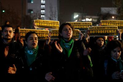 Nos quieren muertas: de violaciones con resistencia a edad de consentimiento sexual