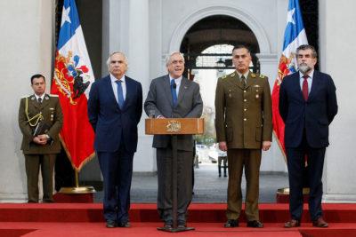 Tenemos nuevo general director de Carabineros: General Mario Rozas