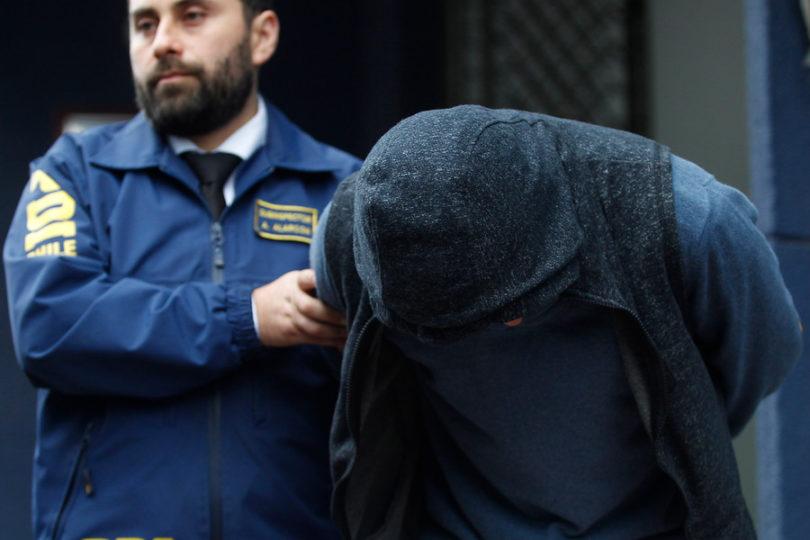 PDI detuvo a ocho personas en Los Andes con 300 millones de pesos en droga