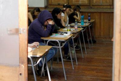 Estudiantes de colegios pagados logran puntaje promedio más alto de la PSU