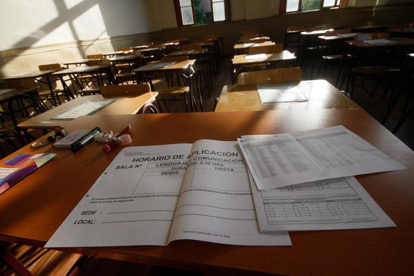 PSU 2018: proponen rendir la prueba dos veces al año