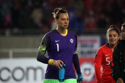 """Christiane Endler busca terminar con la brecha salarial: """"Lo que se gana en el fútbol masculino es absurdo"""""""