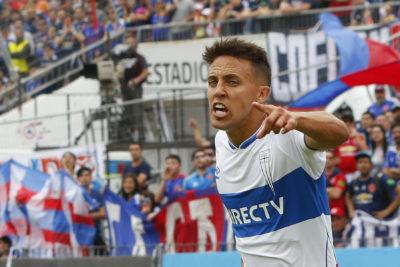 Diego Buonanotte podría partir de la UC a mitad del 2019: no le renovarían su contrato