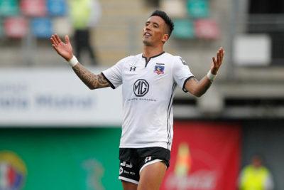 """""""No estoy cómodo"""": Lucas Barrios confirma su salida de Colo Colo"""