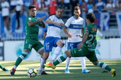 Luciano Aued fue premiado con el Botín de Oro como el mejor jugador del 2018