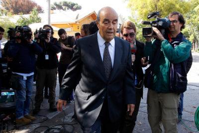 DC suspende militancia de exministro Rojas por vinculación con caso Frei