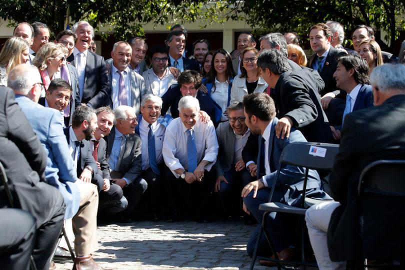 Presidente Piñera presenta el Plan de Desarrollo Regional de O'Higgins