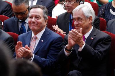 """Gobierno por dichos de canciller Ampuero: """"No existe ninguna contradicción"""""""