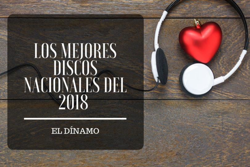 Los mejores discos nacionales del 2018