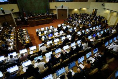 Cámara aprobó el reajuste de 3,5% para sector público y lo despachó a ley