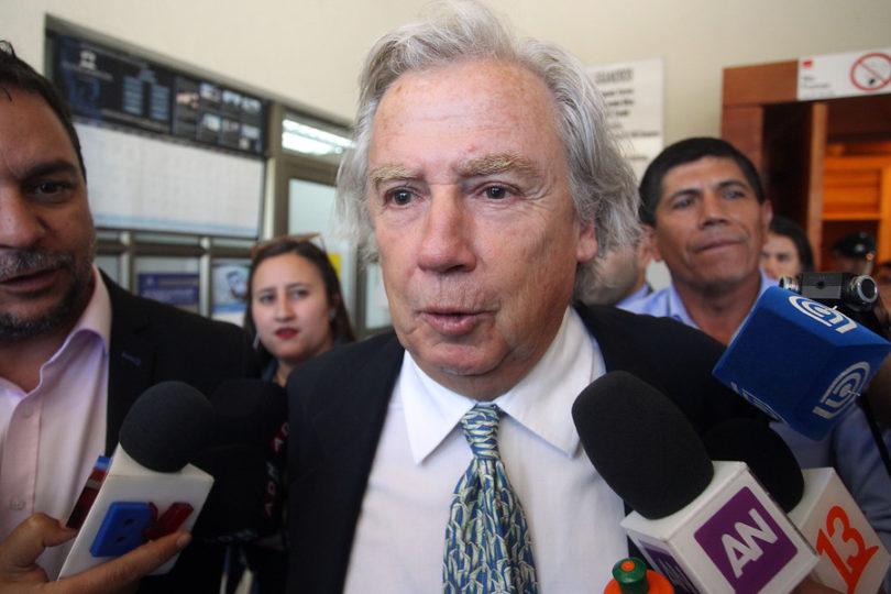 Empresario Raúl Schuler acude al TC en medio del proceso judicial por posesión de patrimonio robado