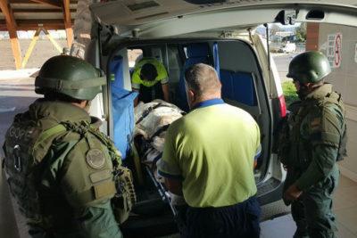 Anuncian querella por ataque con perdigones a conductor en Cañete