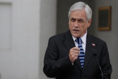 """Piñera confirma que no firmará Pacto Migratorio: """"No resguarda el interés de Chile y los chilenos"""""""