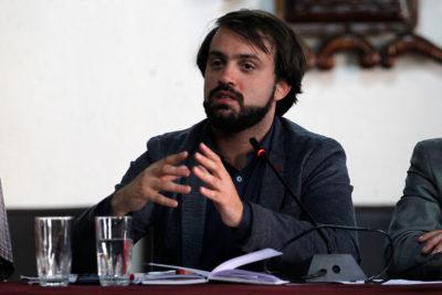 Sharp pide intervención de Sebastián Piñera por el paro portuario en Valparaíso