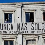Trabajadores portuarios movilizados anuncian que harán boicot al Año Nuevo en el Mar