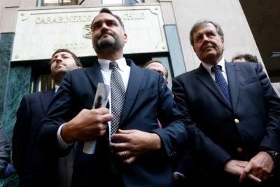 Diputados UDI respaldan la gestión del general director de Carabineros