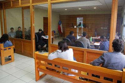 Confirman sentencia de acusados de incendio donde murió guardia en Valparaíso