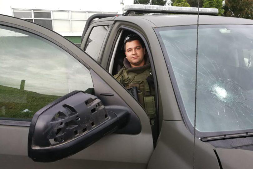 FOTOS | Las imágenes falsas con las que Carabineros intentó armar el montaje del asesinato de Catrillanca