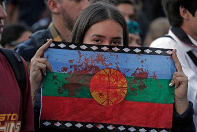 Niños mapuche perdidos en medio de desalojo de Carabineros son encontrados
