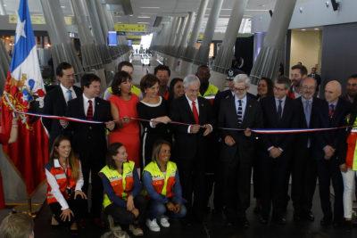 Aeropuerto cuenta con otra zona de embarque que atenderá 4 millones de pasajeros