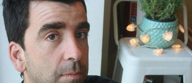 """Pedro Piedra: """"El video clip de mi último single está grabado con un celular"""""""