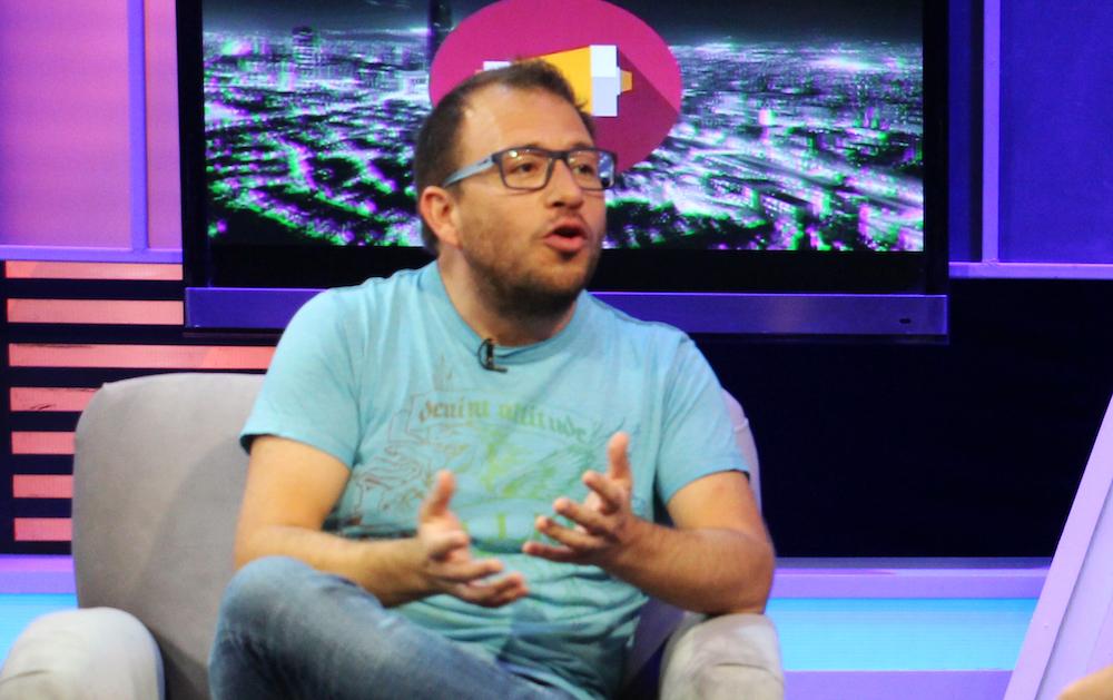 Científico Gabriel León: