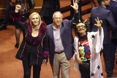 Presidente del PH apuesta por primaria presidencial al interior del partido entre Pamela Jiles y Tomas Hirsch