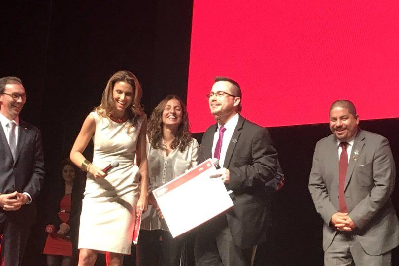 VIDEO |Profesor chileno es elegido entre los 50 finalistas del Global Teacher Prize 2018